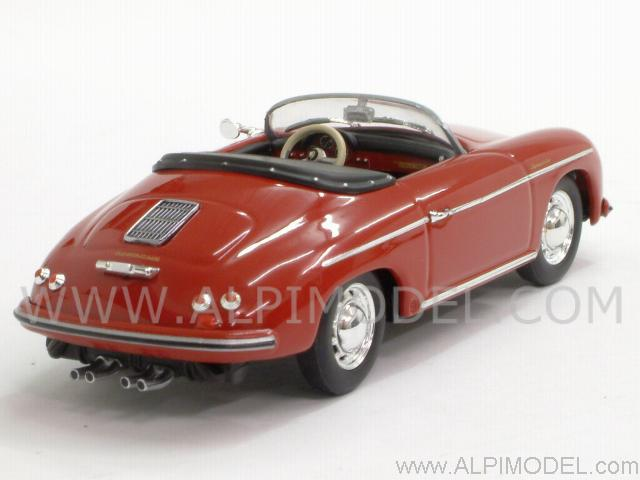 Minichamps Porsche 356 A Speedster 1956 Rubin Red 1 43