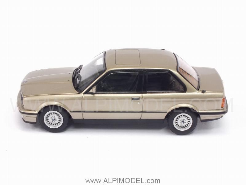 Minichamps Bmw Serie 3 Coupe E30 1989 Kashmir Beige