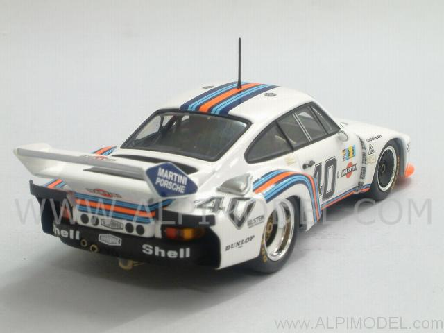 minichamps porsche 935 martini stommelen schurti 24h le mans 1976 39 minichamps car collection 39 1. Black Bedroom Furniture Sets. Home Design Ideas