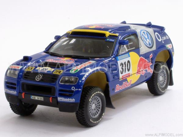Minichamps Volkswagen Race Touareg 310 Rally Barcelona
