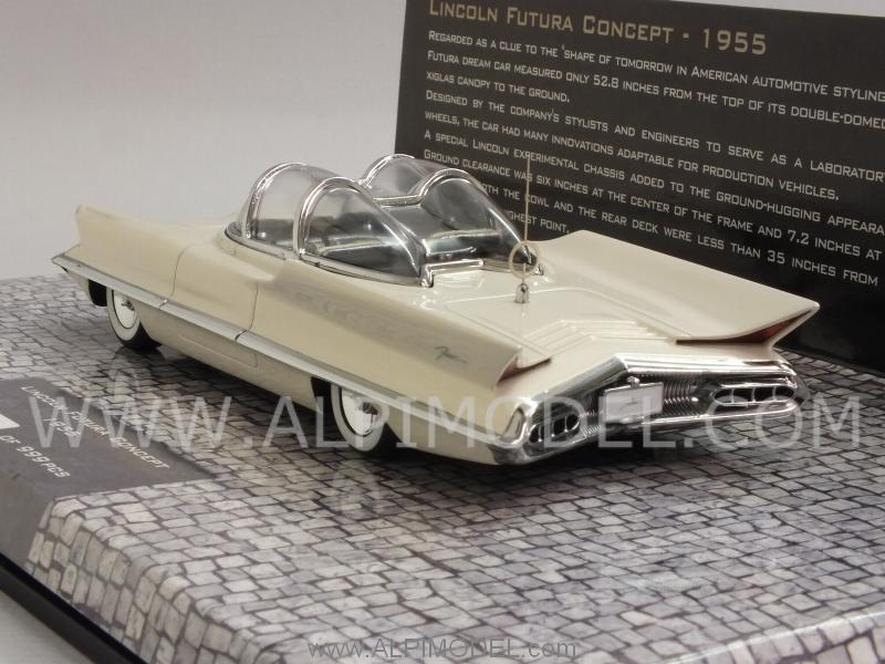 Minichamps Lincoln Futura Concept 1955 American Dream Car