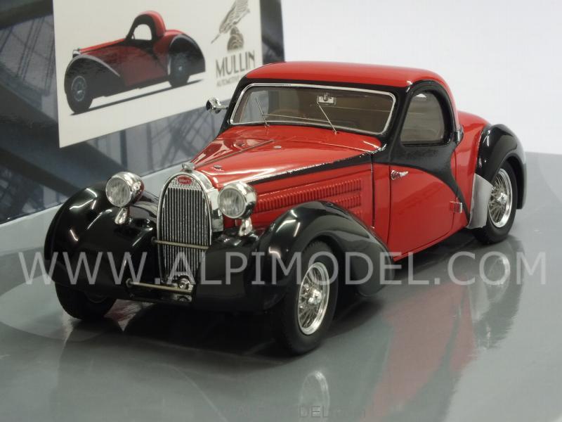 Minichamps Bugatti Type 57c Atalante 1939 Mullin Museum