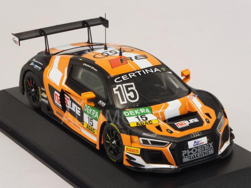 Minichamps 437161115 Audi R8 Lms Phoenix Racing 15 Adac