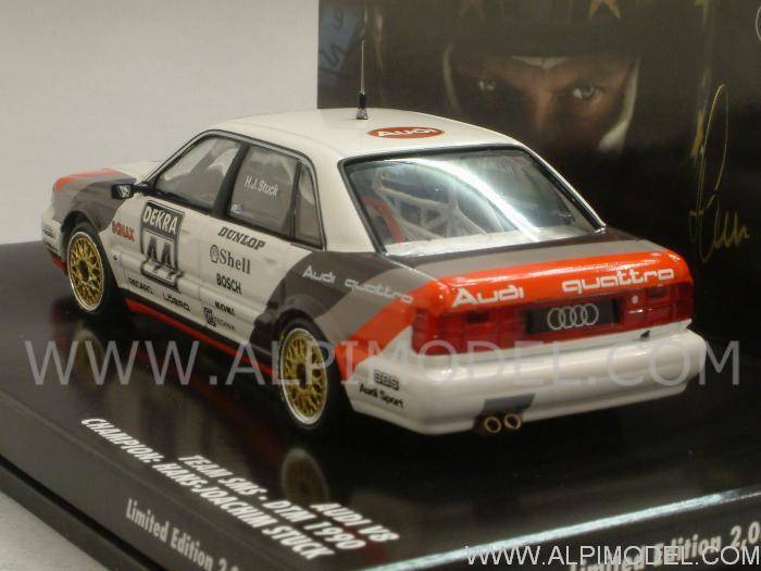 Minichamps Audi V8 Dtm 44 Champion 1990 Stuck Hans J