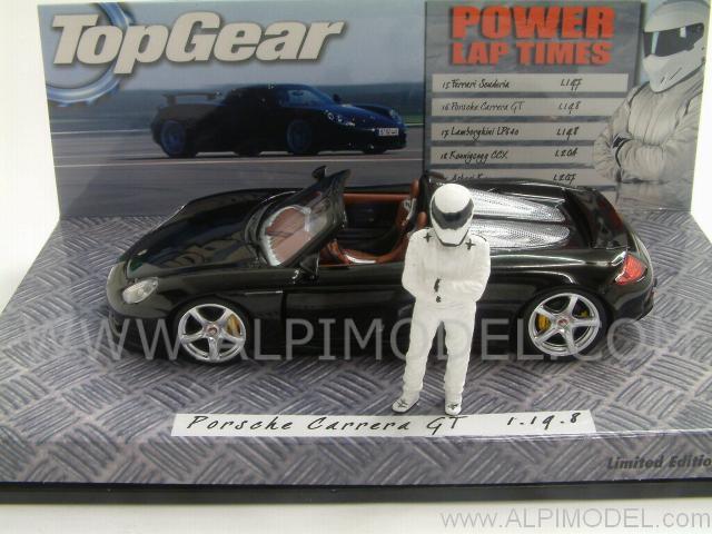Porsche Carrera gt Porsche Carrera gt 'top Gear'