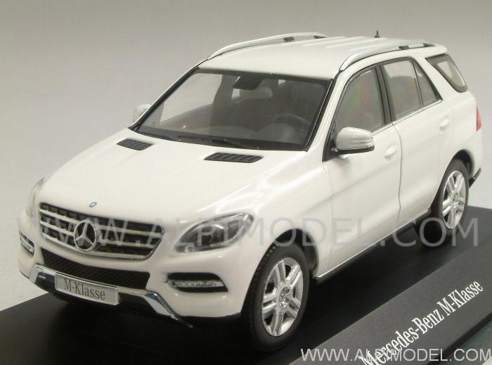 Minichamps Mercedes  White