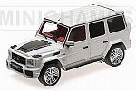 Brabus 850 6.0 Biturbo Widestar Auf Basis Mercedes AMG G63 2016 (White) by MINICHAMPS