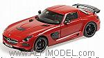 Mercedes SLS AMG Black Series 2013 (Red) by MINICHAMPS