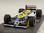 Williams FW11B GP Japan 1987 World Champion Nelson Piquet (HQ Resin) by MINICHAMPS