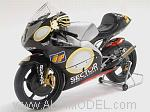 Aprilia RSV 250ccm MS Aprilia Racing - World Champion GP 2002 Marco Melandri by MINICHAMPS