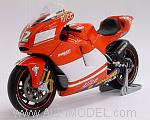 Ducati Desmosedici Troy Bayliss MotoGP 2004 by MINICHAMPS
