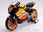 Honda RC211V MotoGP 2004 Alex Barros by MINICHAMPS