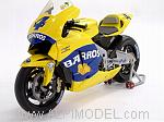 Honda RC211V Team Camel MotoGP 2005 Alexander Barros by MINICHAMPS