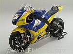 Yamaha YZR-M1 MotoGP 2008  Colin Edwards by MINICHAMPS