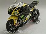 Yamaha YZR-M1 MotoGP 2009 James Toseland by MINICHAMPS