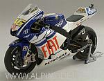 Yamaha YZR-M1 MotoGP 2010 Valentino Rossi by MINICHAMPS