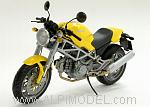 Ducati Monster i.e. 620-750-900 cc  (Yellow) by MINICHAMPS