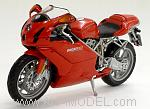 Ducati 999 Street Version (Red) by MINICHAMPS