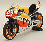 Honda RC213V MotoGP 2014 World Champion Marc Marquez by MINICHAMPS