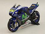 Yamaha YZR-M1 MotoGP 2015  Valentino Rossi by MINICHAMPS