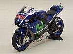 Yamaha YZR-M1 MotoGP 2015 World Champion Jorge Lorenzo by MINICHAMPS