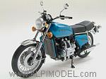 Honda Gold Wing 1975 (Blue Metallic) by MINICHAMPS