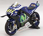 Yamaha YZR-M1 Movistar #46 Winner MotoGP Catalunya  2016 Valentino Rossi by MINICHAMPS
