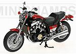 Yamaha Vmax 1993 (Red Metallic) by MINICHAMPS