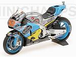 Honda RC213 Team Eg Marc Vds Motogp 2017 Tito Rabat by MINICHAMPS