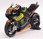 Yamaha YZR-M1 Monster Tech3 MotoGP 2017 Jonas Folger by MINICHAMPS