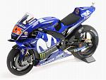 Yamaha YZR-M1 Movistar MotoGP 2018 Maverick Vinales by MINICHAMPS