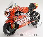 Aprilia 250ccm Tricolore GP Imola - World Champion 1999 Valentino Rossi by MINICHAMPS