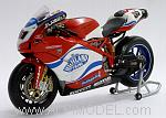 Ducati 999 RS L. Haslam Superbike 2004  - Special Edition 'Silver Box' by MINICHAMPS
