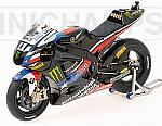 Yamaha YZR-M1 MotoGP Indianapolis 2010 Ben Spies - Special Edition by MINICHAMPS