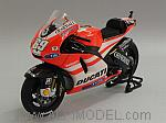 Ducati Desmosedici GP11 MotoGP 2011 Nicky Hayden  - Special Limited Edition 700pcs. by MINICHAMPS