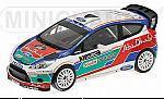 Ford Fiesta Castrol #3 RS WRC Rally 2011 by MINICHAMPS