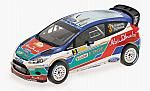 Ford Fiesta RS WRC Hirvonen Winner Rally Australia 2011 by MINICHAMPS
