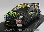 Ford Fiesta RS WRC #46 Rally Monza 2011 Valentino Rossi - Cassina by MINICHAMPS