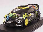 Ford Fiesta RS WRC #46 Winner Rally Monza 2012 Valentino Rossi - Cassina by MINICHAMPS