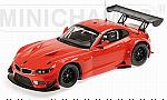 BMW Z4 GT3 2012 (Red) by MINICHAMPS