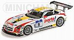 Mercedes SLS AMG GT3 Winner 24h Nurburgring 2013 Schneider - Bleekemolen - Edwards - Thiim by MINICHAMPS