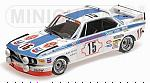 BMW 3.0 CSL Alpina Spa 1973 Peltier - Menzel by MINICHAMPS