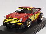 Porsche 934 Momo Jolly Club #9 Class Winner 6h Silverstone 1977 Moretti - Brambilla by MINICHAMPS