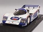 Porsche 962C #2 Winner 1000 Km Hockenheim 1985 Stuck - Bell by MINICHAMPS
