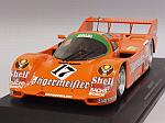 Porsche 962C Jagermeister 1000 Km Spa Francorchamps 1986 Thierry Boutsen by MINICHAMPS