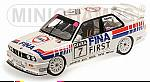 BMW M3 (E30) Team Fina DTM 1992  Johnny Cecotto by MINICHAMPS