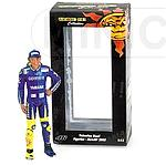 Valentino Rossi Standing Figurine 2005  Limited Edition 2.999pcs. by MINICHAMPS