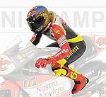Valentino Rossi figure riding Winner GP Imola 1998 by MINICHAMPS