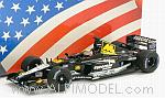 Minardi European PS01 A. Yoong GP Indianapolis 2001 by MINICHAMPS