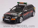 Audi RS6 Avant Safety Car 24h Le Mans 2009 by MINICHAMPS